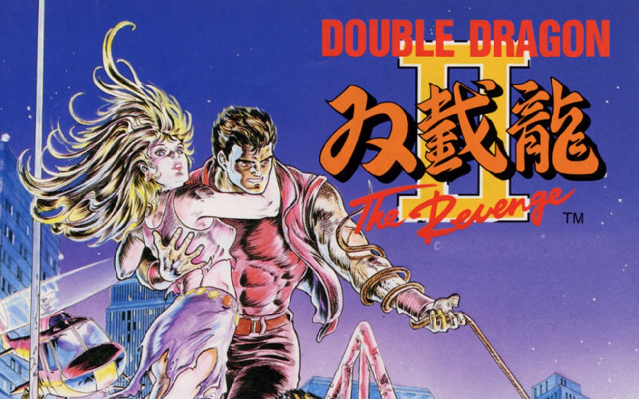 Double-Dragon-II